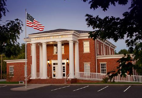 Lewisburg City Hall