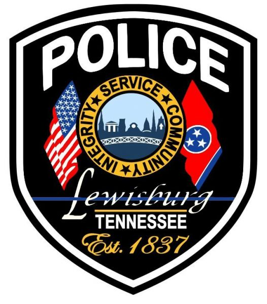 Lewisburg Police Department Patch