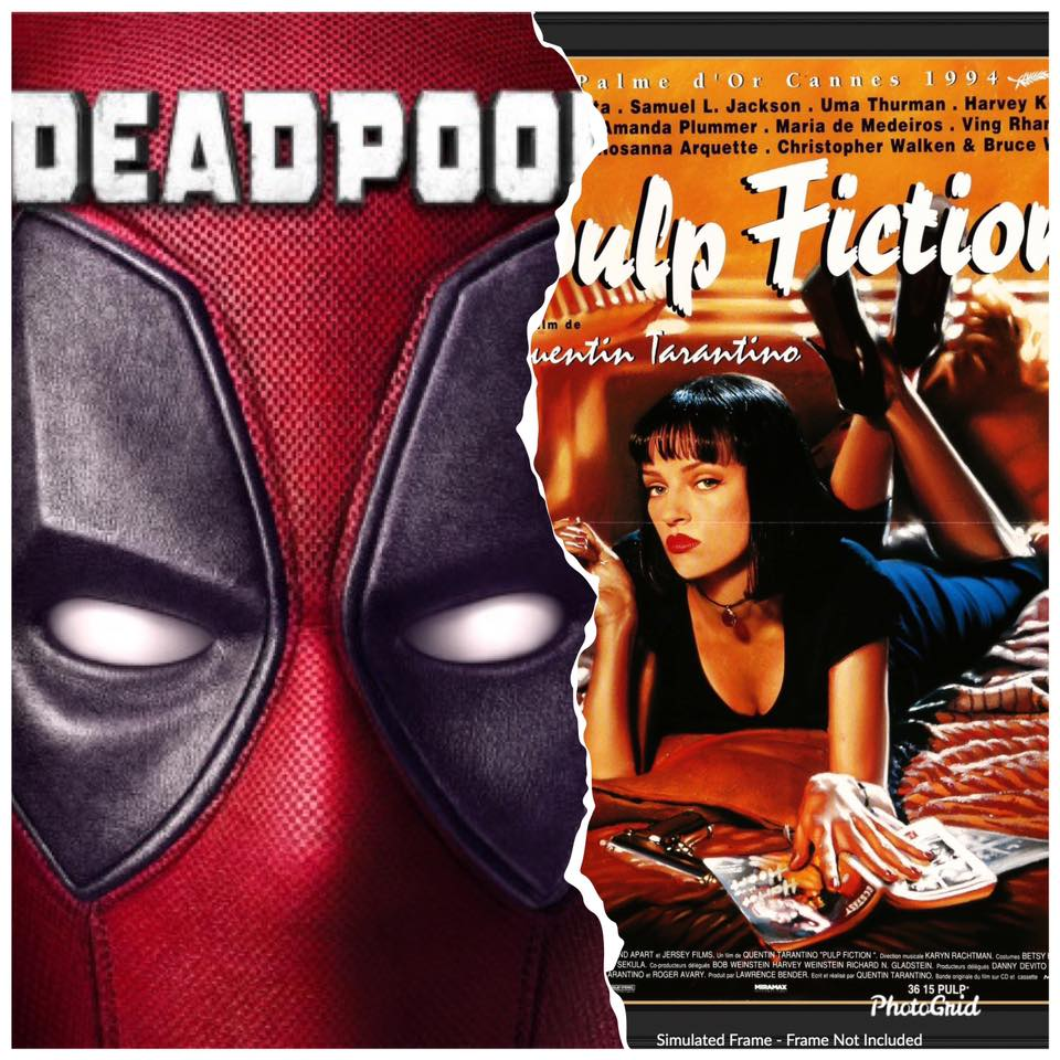 Deadpool and Pulp Fiction