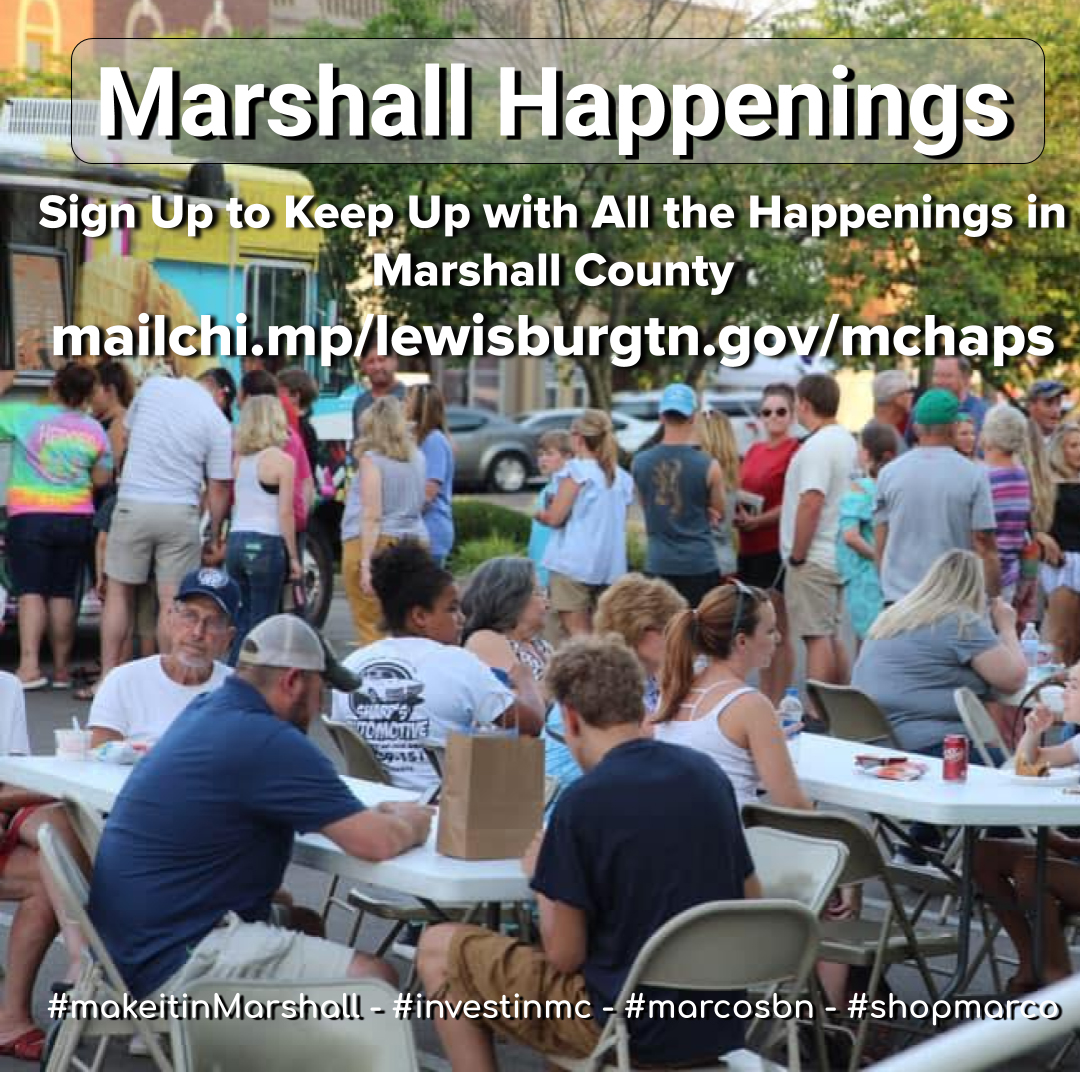 Marshall Happenings Social Card 101520