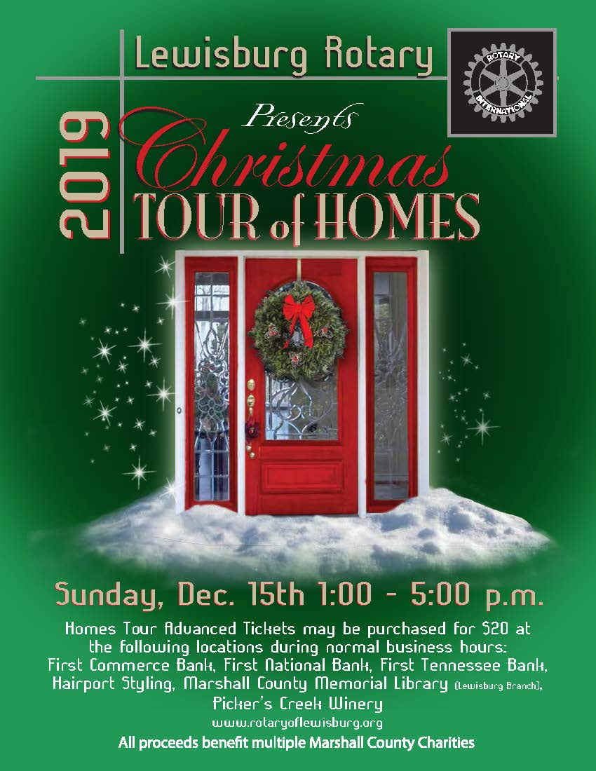 Rotary Tour of Homes
