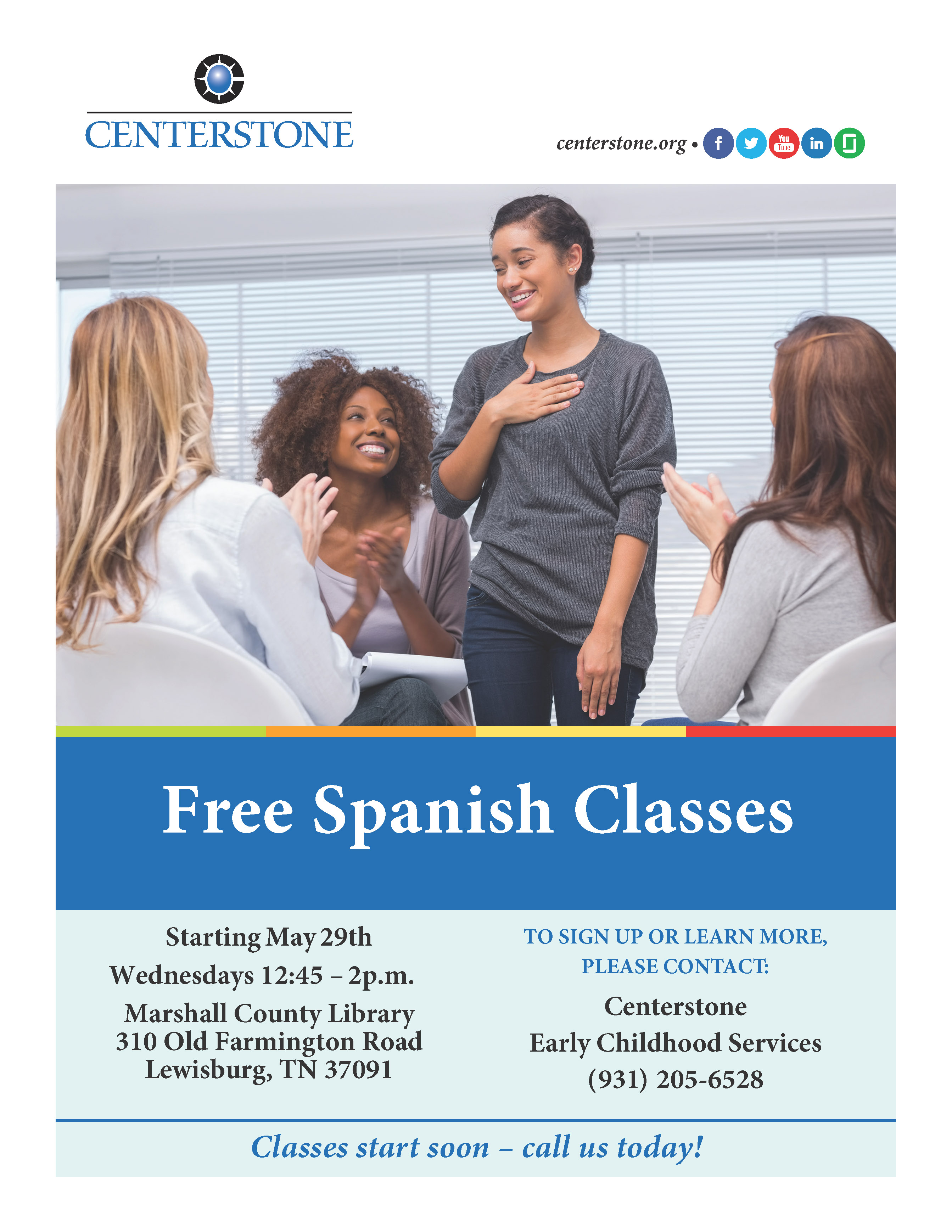 Spanish Classes Eng