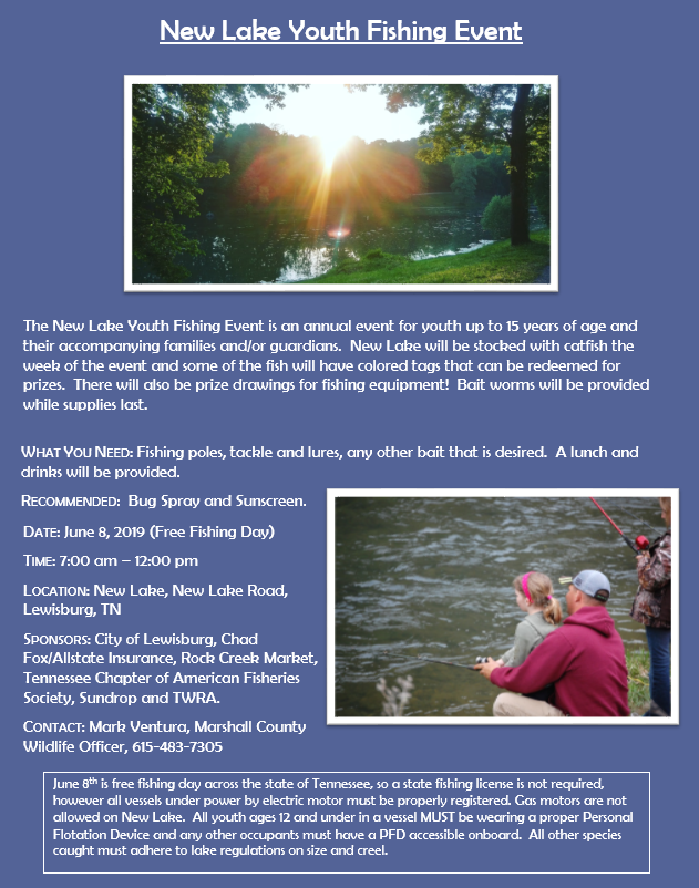 new lake youth 2019 flier