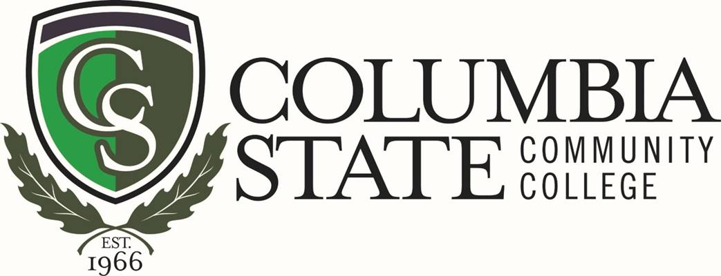 Columbia State Community College Logo 2016
